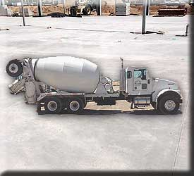 Concrete products at Valley Sand and Gravel