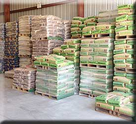Construction Supplies at Valley Sand and Gravel